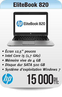 "HP EliteBook 820 i5-4210U 12,5"" 4GB 500GB W7p64W8.1p 3yrs wt"