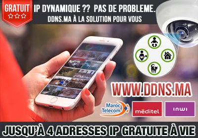 DDNS Maroc
