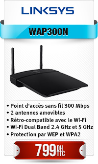 LINKSYS Wireless-N Access Point